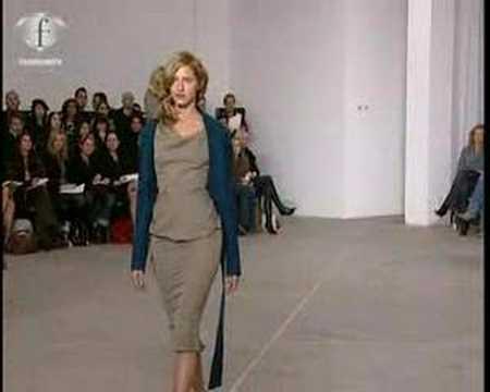 fashiontv | FTV.com - ROLAND MOURET FW 2005/2006
