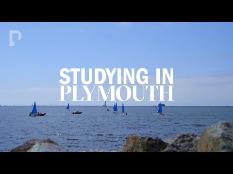 Studying in Plymouth