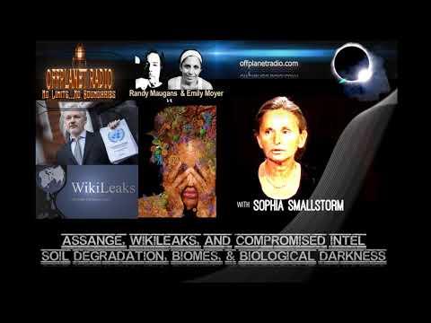 Sophia Smallstorm: WikiLeaks, Biomes, & Biological Darkness