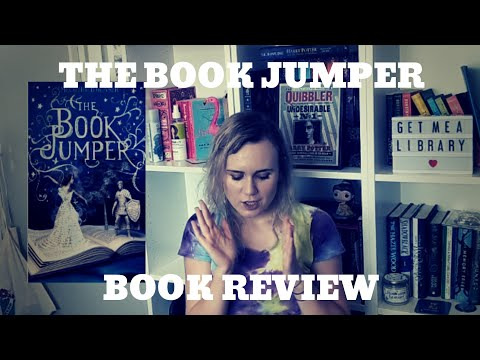 THE BOOK JUMPER - BOOK REVIEW - MECHTHILD GLASER Mp3
