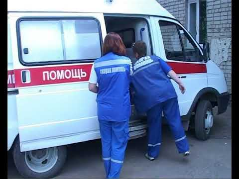 Работа скорой помощи Арзамасского района
