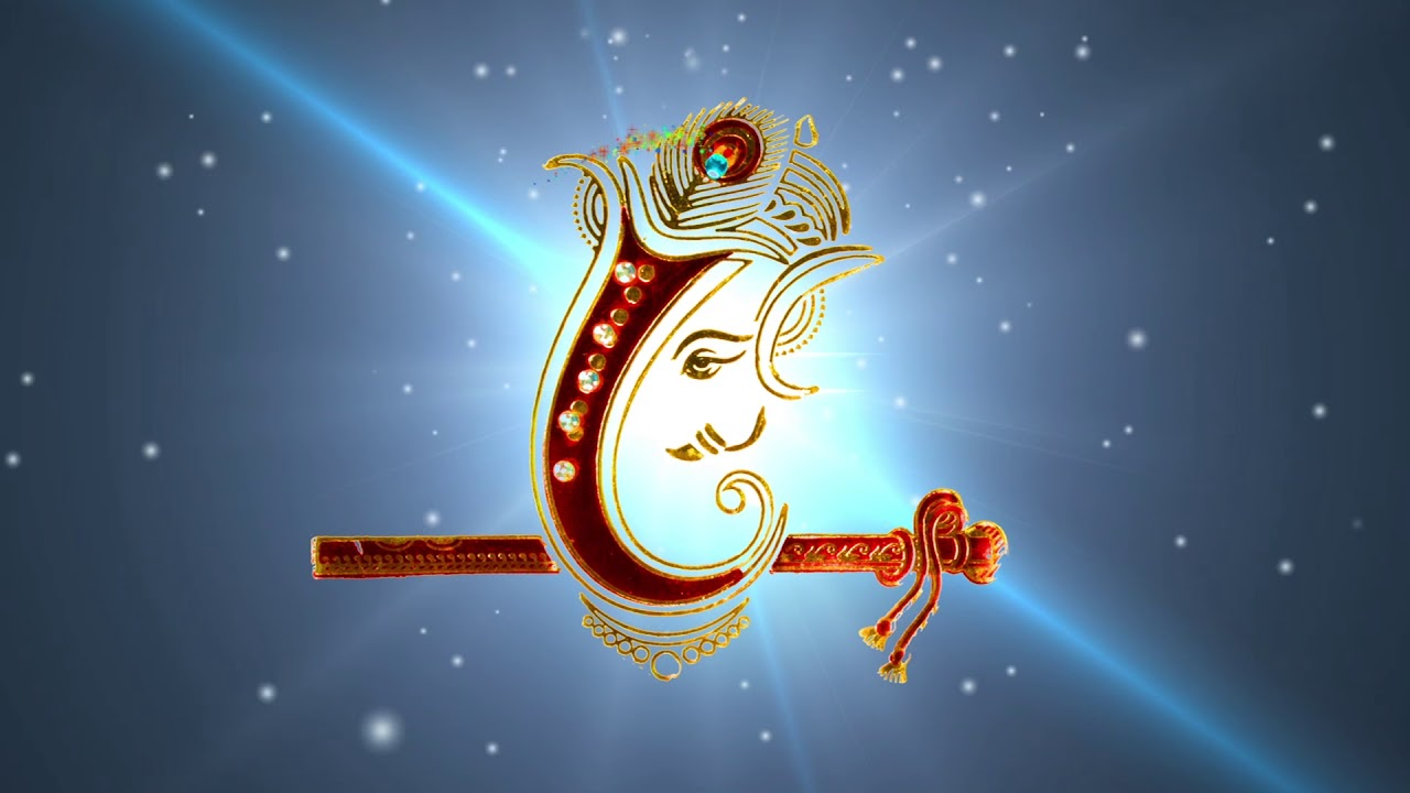 Lord Ganesha Hd Images Free Downloads For Wedding Cards: Ganesh After Effects Background