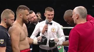 Kristaps Zutis Vs Danny Williams FULL FIGHT