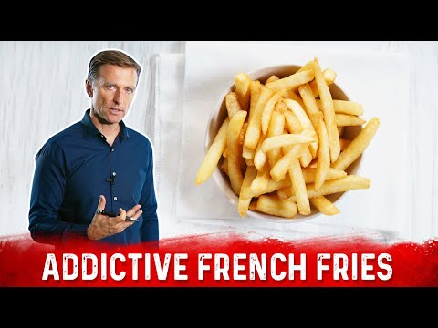 Why Are French Fries So Addictive?