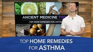 Top Home Remedies For Asthma