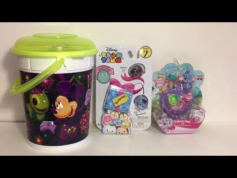 Disney Surprise Toys Kingdom of Cute Blind Box Tsum Tsums Park Mini Figures Opening