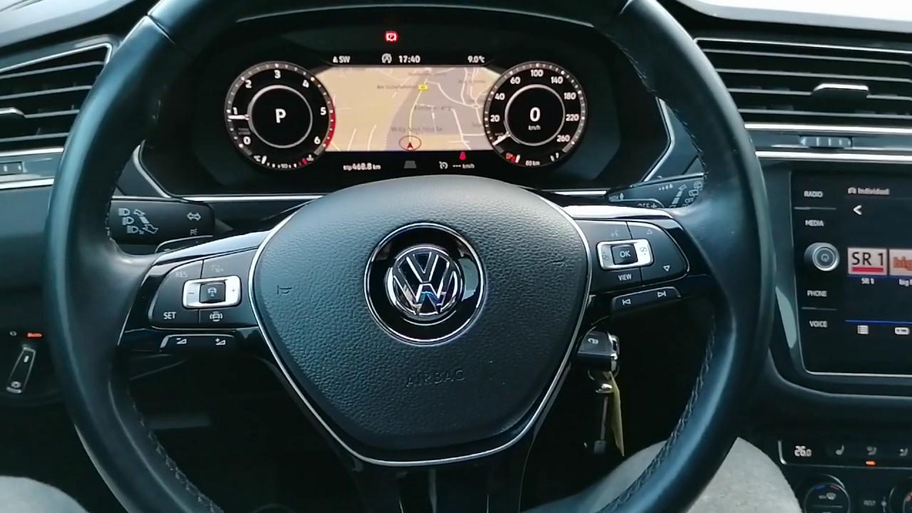 Volkswagen VW Tiguan RLine Sport 4Motion 4x4 -ENTERIJER ...