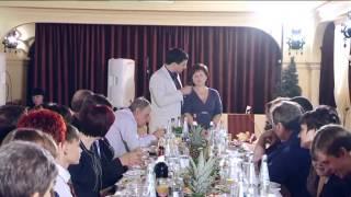 Свадьба с ведущим  Виталием Литвиновым (часть 1)