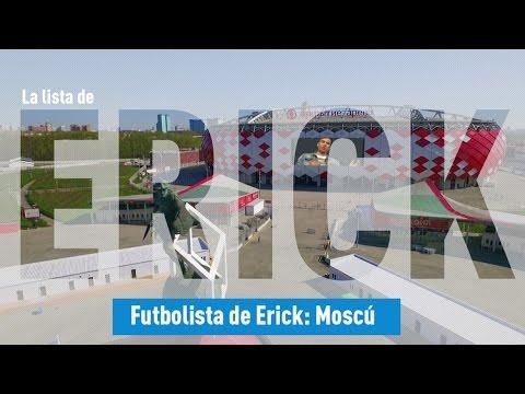 Moscú. Sedes del Mundial Rusia 2018 - La lista de Erick