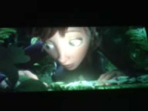 Queen Tara Die In The Movie 2013 Epic Youtube