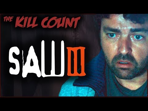 Saw III (2006) KILL COUNT