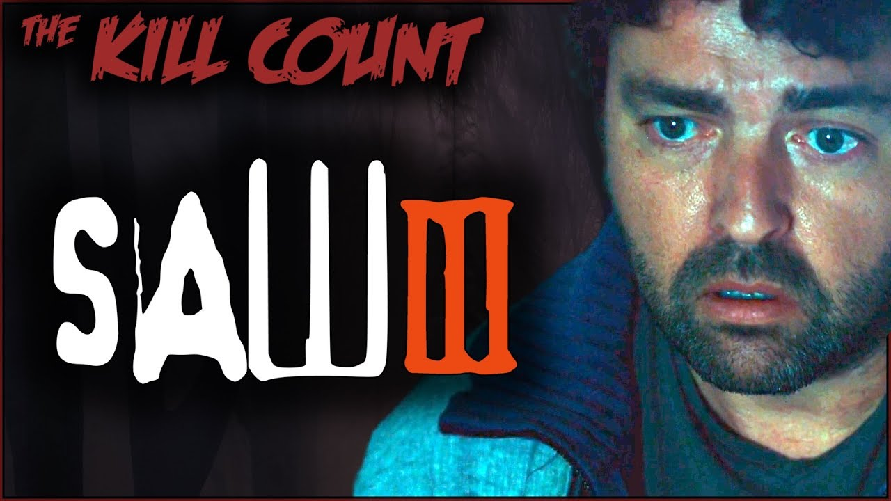 Download Saw III (2006) KILL COUNT