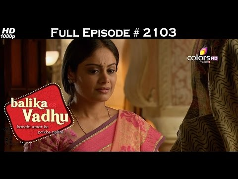 Balika Vadhu - 26th January 2016 - बालिका वधु - Full Episode (HD)