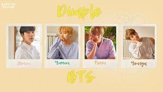 [RUS SUB] BTS - (보조개) Dimple, Illegal