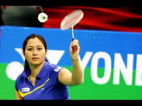 Jwala Gutta - Indian Women's Badminton Player