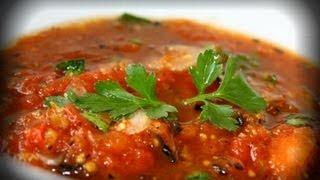 Tomato Choka & Cookbook Giveaway.
