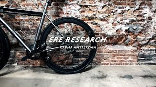 AN EVENING AT RAPHA AMSTERDAM WITH ERE RESEARCH