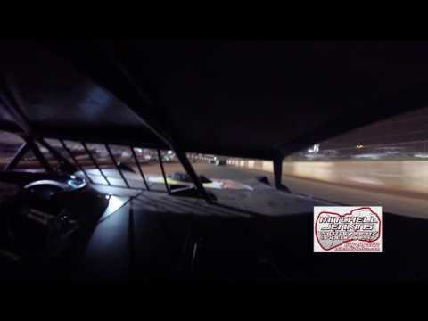 Jake Rainey In-Car Dixie Speedway 5/27/17!