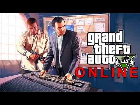 GTA Online: обзор мира и возможности