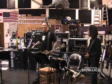 Mission Metallica: Fly on the Wall Platinum Clip (June 1, 2008) Thumbnail image
