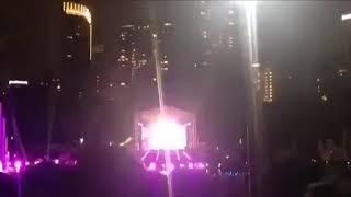 Mariah Carey New Year's Eve- Hero (Asian Mariah Carey-Idayu) KLCC Malaysia 2018