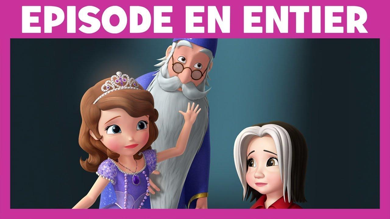 Princesse Sofia Moment Magique La Baguette Magique De Merlin