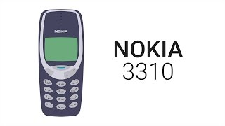 Nokia 3310 | Draw #12 | Speed Art