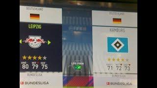 Orakel Bundesliga Rb Leipzig Vs Hamburger Sv 11 Fifa 18 27 01 2018