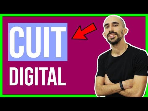 🙌 Cómo CREAR de forma FÁCIL el CUIT DIGITAL (2021) 💎