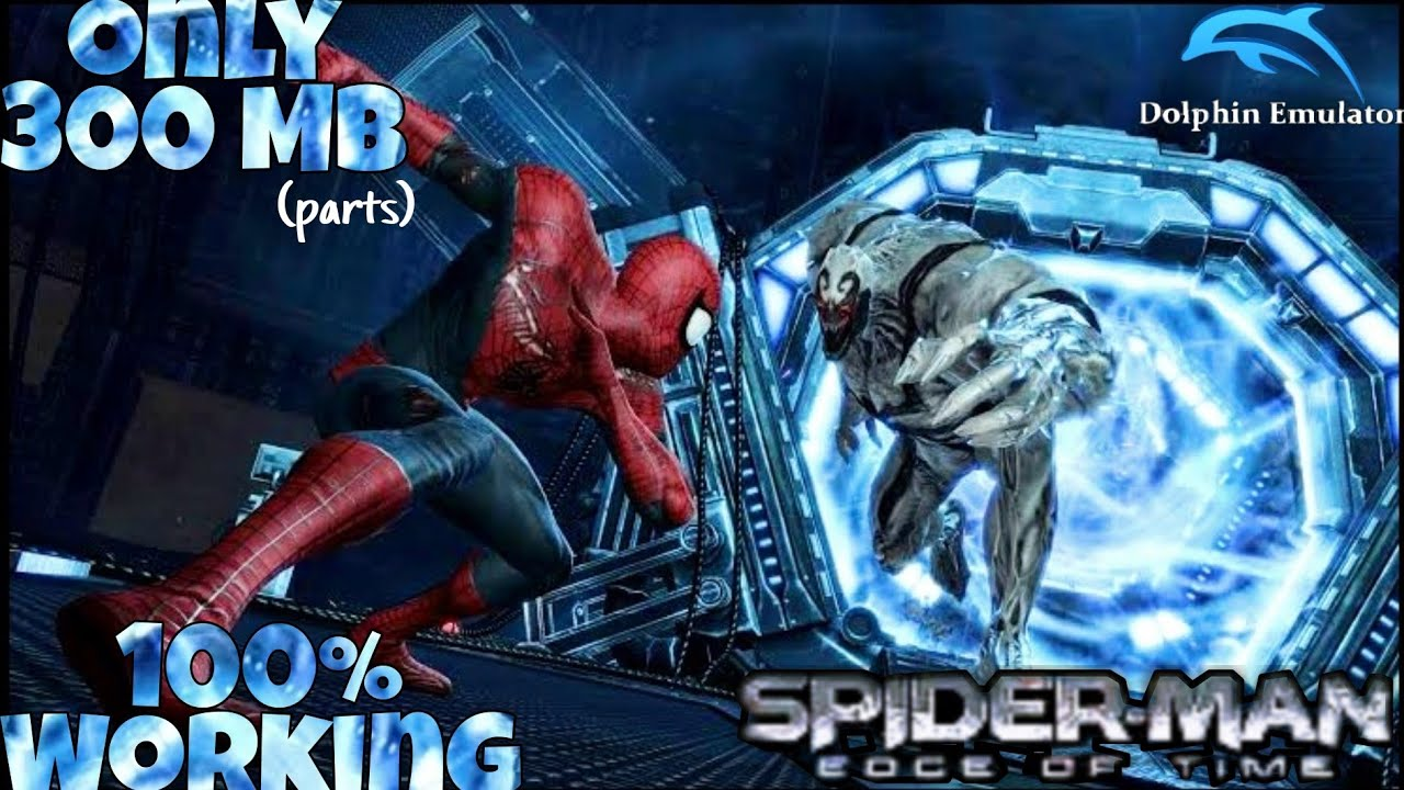 DOWNLOAD: How To Download Spider Man Edge Of Time Wii Game ...