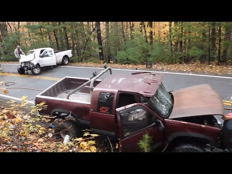 *Graphic* Don't Drink and Drive (Fatal Car Crash)