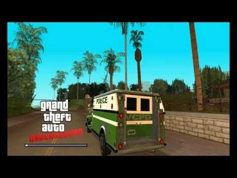 KAKO INSTALIRATI CELU AMERIKU U GTA SA! - GTA Underground #1