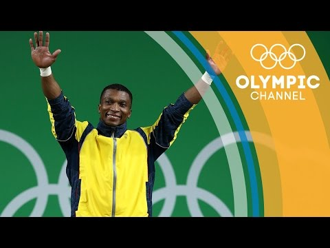Chat with Oscar Figueroa - Colombian Weightlifting Olympic…