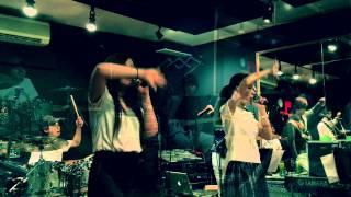 5/15 爆女祭に向けたリハーサルに迫った映像とユルネバのスタジオライブ...