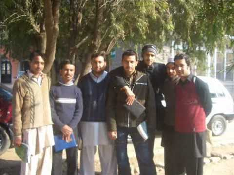 memories of IT deptt Hazara University Mansehra