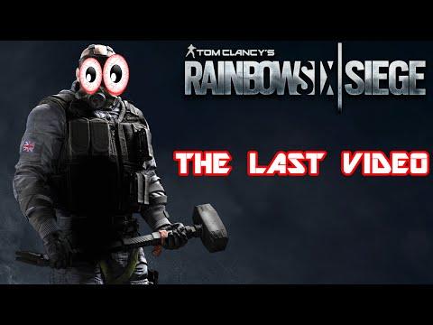 Rainbow Six Siege: LAST VIDEO ON YOUTUBE! Sledge Hammer Operator FAILS - Titanic Moments!