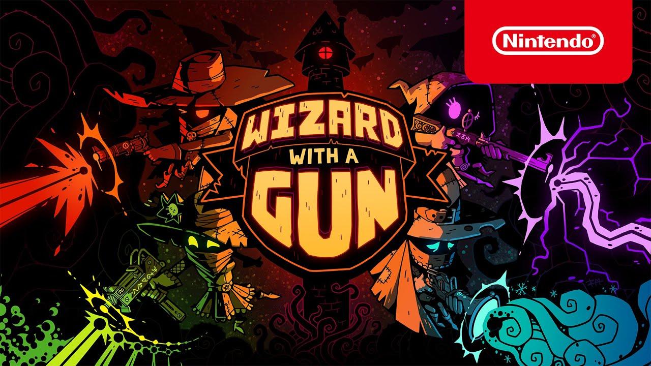 Wizard with a Gun - Announcement Trailer - Nintendo Switch
