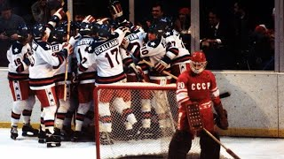 "1980 Winter Olympics | USA Vs USSR Hockey | ""The Miracle On Ice"" 