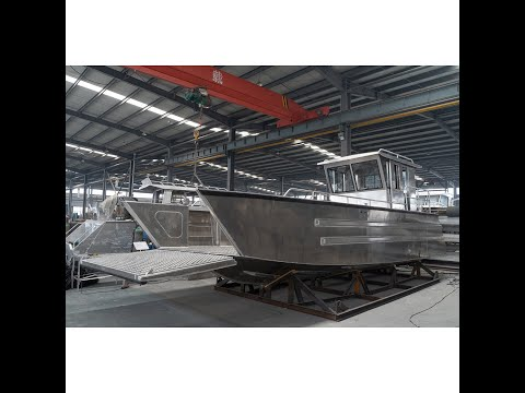 9m x 3m Landing Craft/Barge/Work Boat