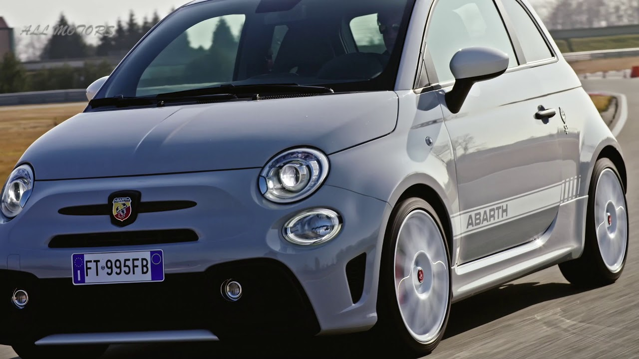 Fiat Abarth 595 Esseesse At Motorshow Geneva 2019