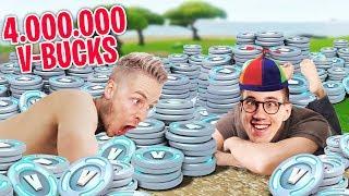 DANK dieser WHATSAPP GRUPPE 4000000 VBUCKS erhalten (Achtung SCAM!!)