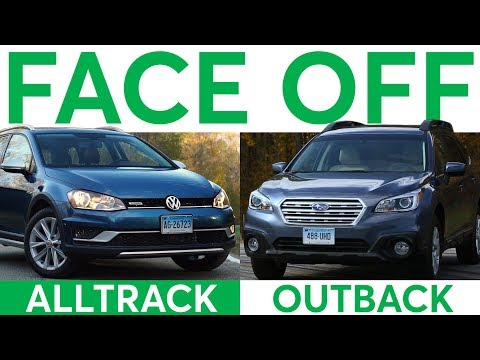 Face-Off: Subaru Outback vs. Volkswagen Alltrack | Consumer Reports