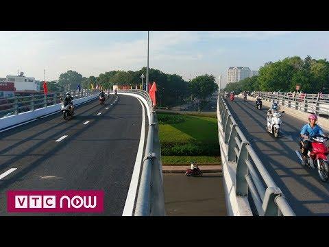 Thông xe cầu vượt Nguyễn Kiệm, TPHCM | VTC1
