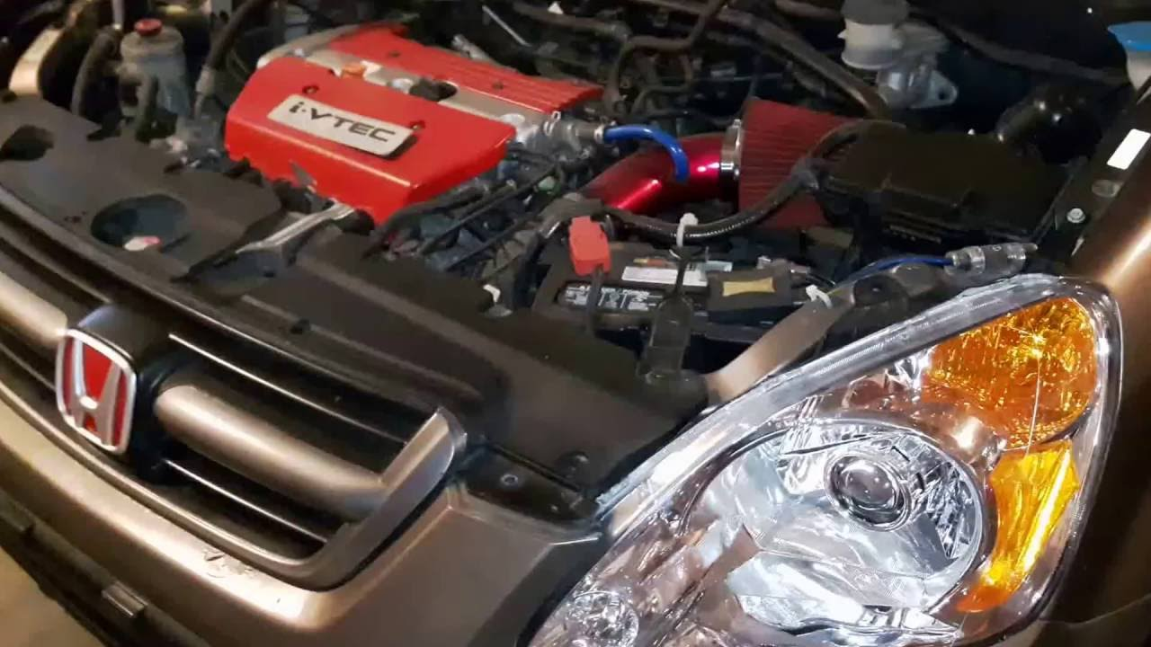 2003 honda cr v cold air intake