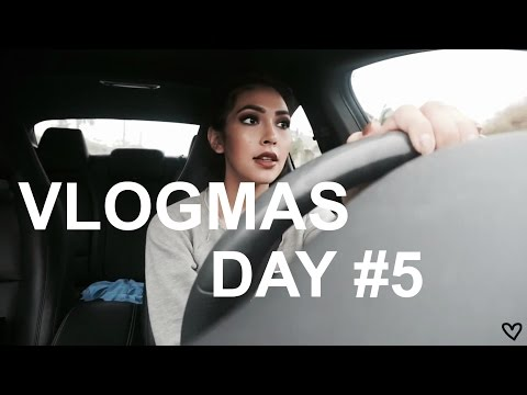 Bad Hair and Shopping ! | Vlogmas Day #5