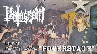 Pentagram - Powerstage (LIVE) @ Fame City / 1990
