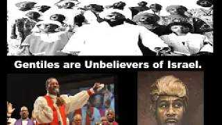 the gentiles are the unbelievers of israel