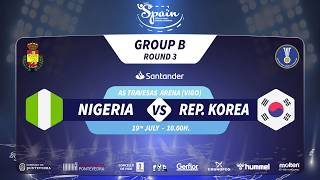 Нигерия до 21 : Республика Корея до 21