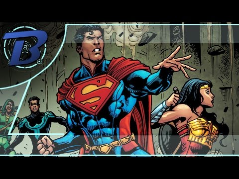 Injustice: Deuses entre nós - Episodio 15 Dublado Motion Comic ( DC Comics ) 🎬