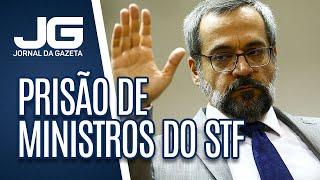 Ministro Weintraub Defende Prisão De Ministros Do Stf
